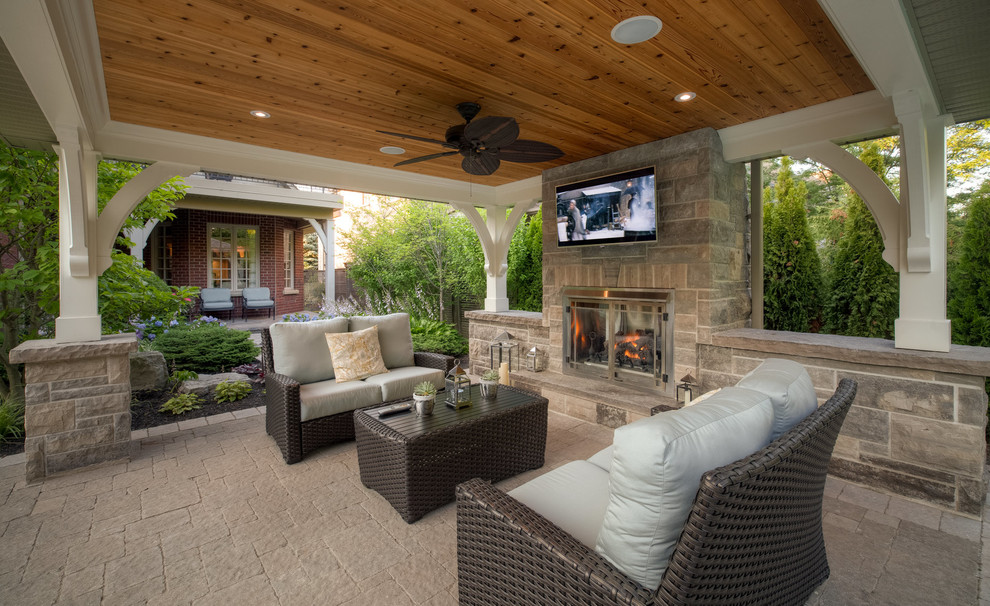 Marvelous loveseat cover in Patio Traditional with ... on Outdoor Patio Pavilion id=89155