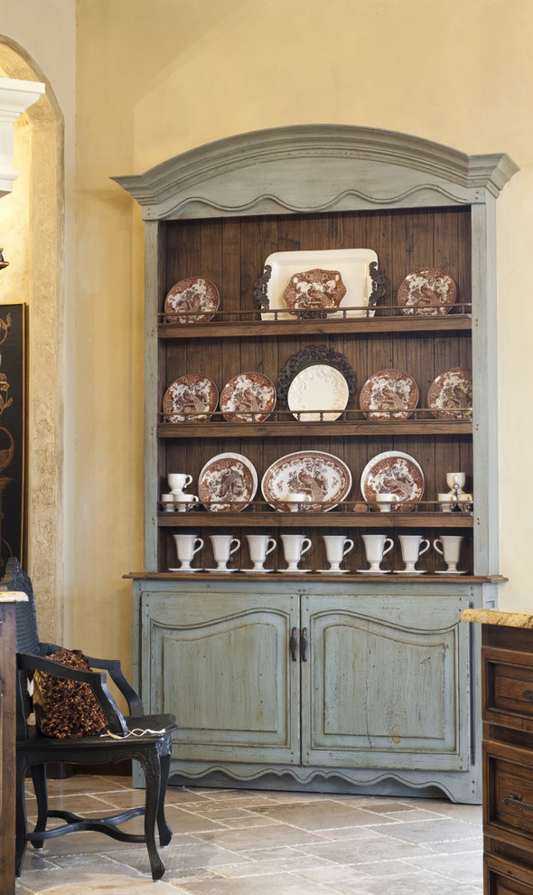 Inspired Buffet Hutch In Dining Room Traditional With