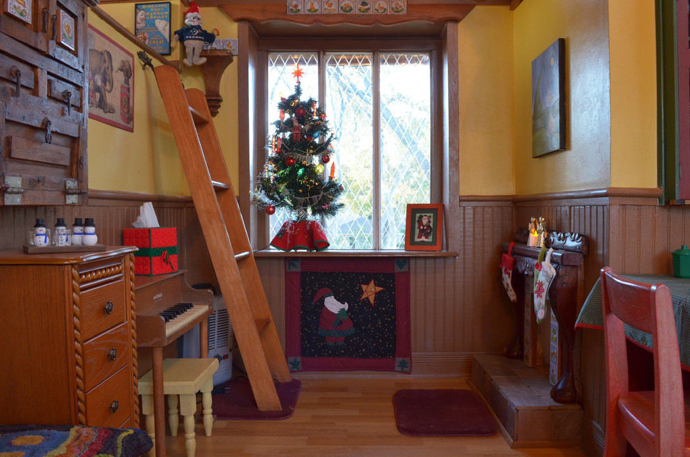 Sumptuous burlap christmas tree skirt in Kids Eclectic with House Skirting  next to Wood House  alongside Fake Tree Ideas  and Faux Fireplace