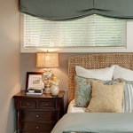 Superb wicker headboard in Bedroom Traditional with Sherwin William Gray next to Sherwin Williams Svelte Sage alongside Sherwin Williams Blues and Sherwin Williams Keystone Gray