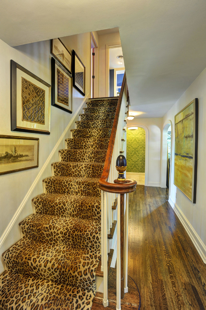 Picture Hanging Template  Open Staircase Ideas