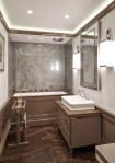 Cost Bathroom Remodel with Shower Bench Frameless Bath Fixtures Vase