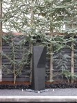 Horizontal Cedar Fence Landscape Traditional with Fences and Gates Fencing