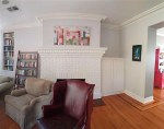 Leather Wingback Chair Living Room Transitional with interior Paint Ideas New Orleans Carpet Cleaners and Upholstery
