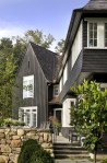 Modern Exterior Doors Entry Farmhouse with Black Trim Universal Front