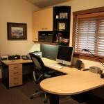 modular home office traditional with organized specialty contractors