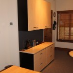 modular home office traditional with techline cabinets specialty contractors