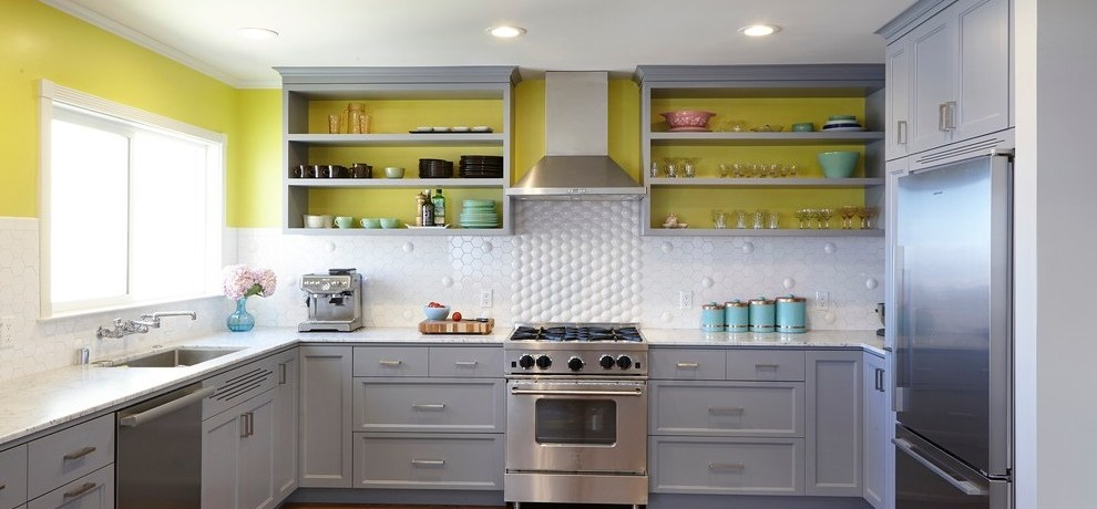 wall mount kitchen traditional san francisco with heating and cooling companies