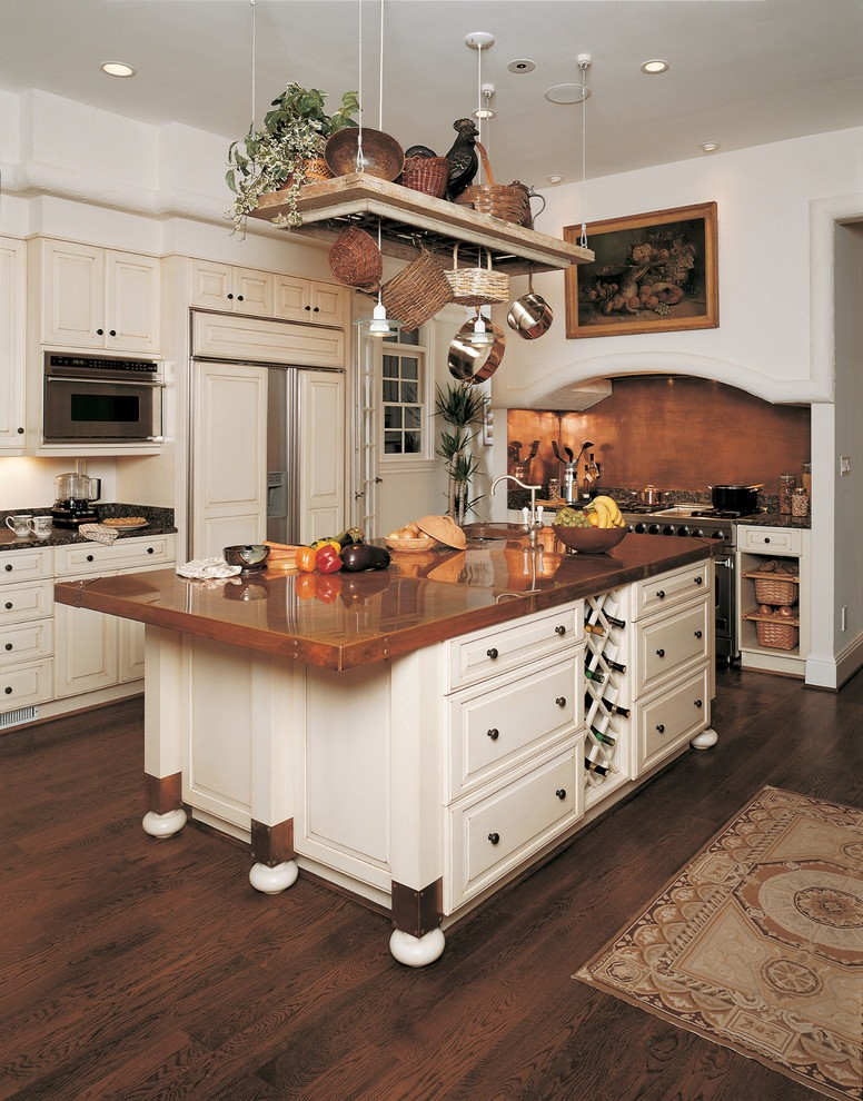 Delightful Low Back Counter with Wall Decor Cabinet Front ... on Traditional Kitchen Wall Decor  id=96165