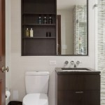 new york west elm mirror with contemporary shower stalls and kits bathroom single sink tile floor