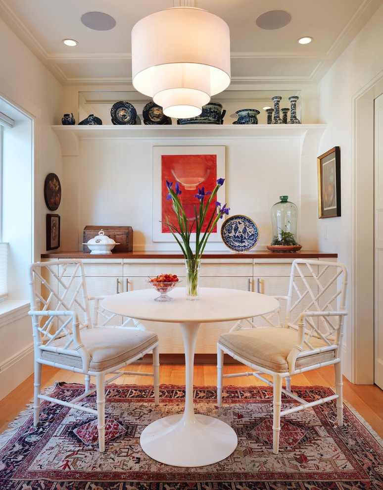 Blooming Hollywood Regency Decor with Greek Key