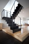 Glorious Rope Railings For Stairs with Glass Steel Railing Modern Home Decor
