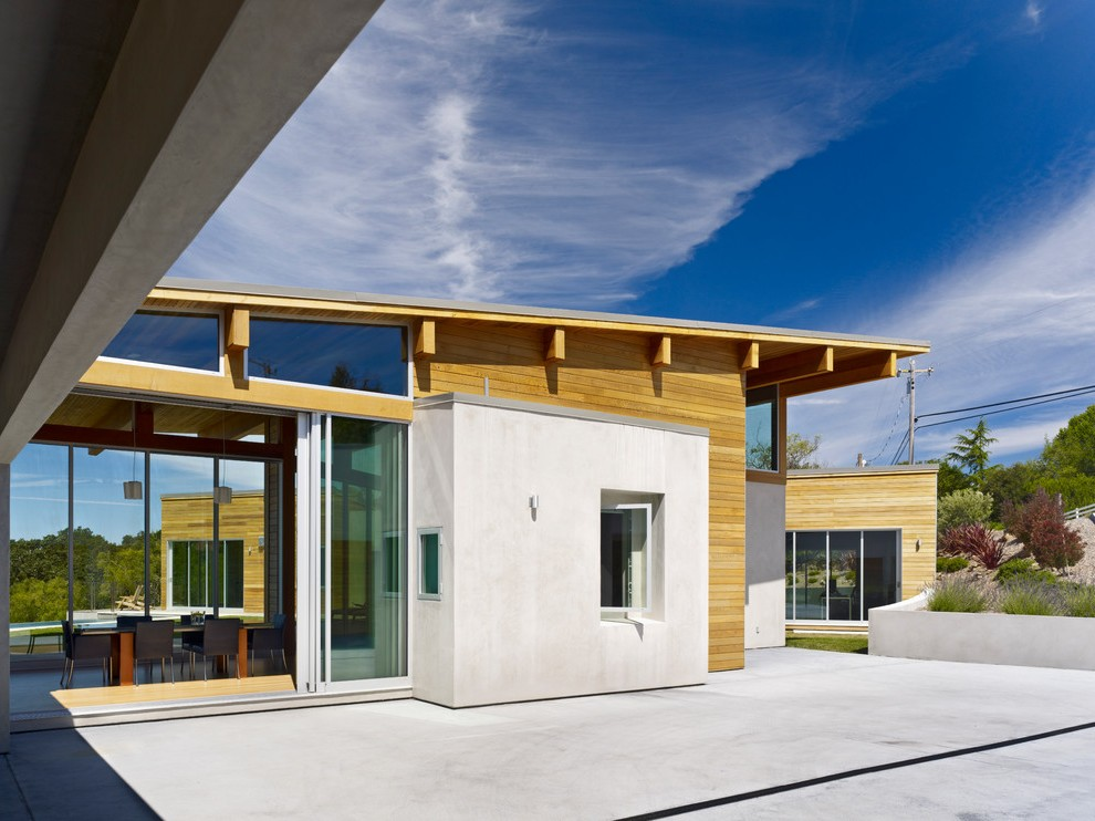 Good-looking Modern Wood Siding with Contemporary Exterior ... on Modern Siding  id=43770