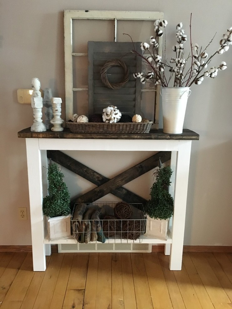 suamico wisconsin united states console tables rustic ... on Traditional Rustic Decor  id=88459