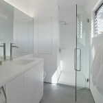 san francisco white bathrooms ideas with bamboo bath towel sets bathroom modern and towels walk-in shower