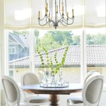vancouver becca linen dining chair with traditional room tables and white wood roman blinds