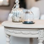 cambridgeshire shabby chic living with electricians room shabby-chic style and decorative bowls boxes