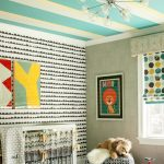 new york dwell studio target with contemporary kids wall decor nursery and graphic half moon wallpaper