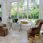 New Orleans black settee Living Room Eclectic with window dealers and installers photos of sunrooms