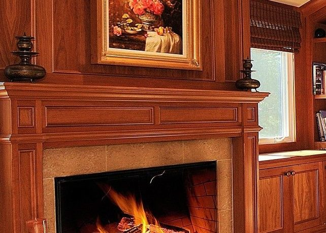 Seattle marble around fireplace Living Room Traditional with chimney cleaners traditional