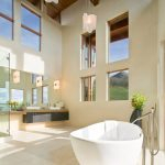 Denver dry sink vanity Bathroom Contemporary with kitchen and bath fixture showrooms retailers trimless windows