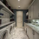 Miami painting cabinets gray Laundry Room Transitional with kitchen and bath fixture showrooms retailers sherwin williams accessible beige