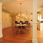 New York golden oak cabinets Kitchen Traditional with kitchen and bathroom remodelers baseboard lighting