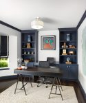 Splendid Built in Bookshelves with Desk Home Office Contemporary Image Ideas Closet Designers and Professional Organizers Cabinet Cabinetry Professionals