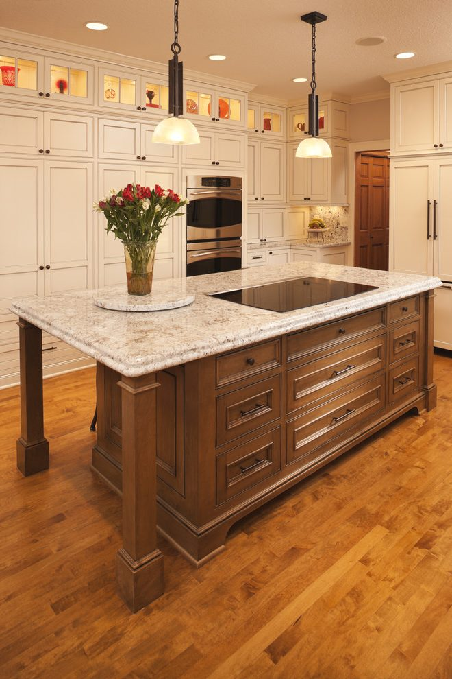 Maple Cabinets with Granite Traditional Kitchen Decorating ... on Maple Cabinets  id=51274