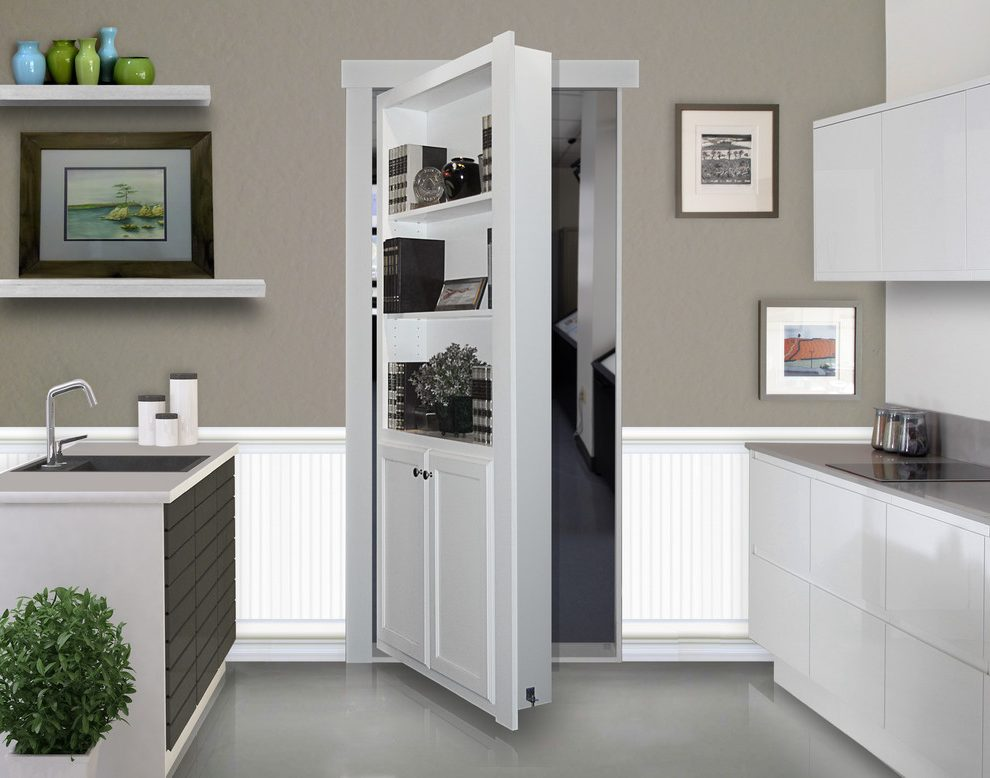 Brilliant Ideas For Pantry Doors Modern Kitchen Remodeling