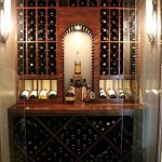 Fabulous wine bar design ideas Wine Cellar Design in with shelves and rack