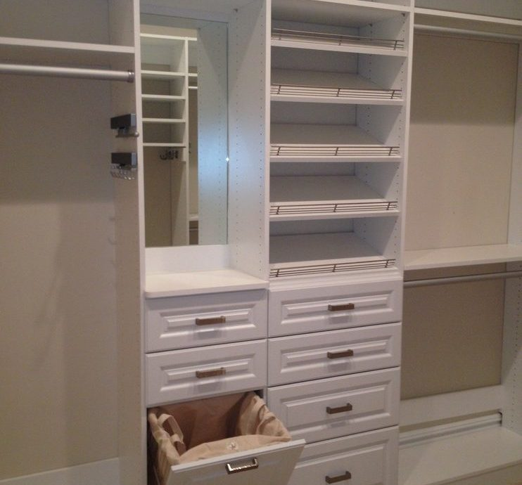 Wonderful built in linen closet Traditional Closet Other with storage and x5 ideas8