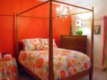 Splendid Teen Canopy Beds Remodeling Ideas with Asymmetrical Bedroom Ideas and Photos Orange Wall