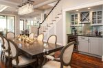 Fabulous Becca Dining Chair Designing Tips with Chairs and Glass Front Cabinets