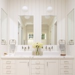 Bathroom Vanity Cabinets Traditional Bathroom White Cabinets And White Ball Pendant Lights Above Counter Sink Ball Pendant Lamp Double Vanity Recessed Panel Cabinets Rectangular Mirrors Towel Ring
