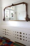 Marvelous Art Deco Mirrors Hall Contemporary with Laser Cut Screens Mirror Radiator Cover White Hallway Custom Radiator Modern Covers Bespoke Cover