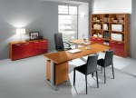 Terrific Modern File Cabinet Modern $1,454.00 with Office Desing Computer Desk Made in Italy Executive Corner Home Italian