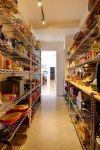 Lovely Pantry Design Pictures Kitchen Farmhouse with Open Concept u00e9tagu00e8re Aid Food Storage Metal Shelving Farm House Large
