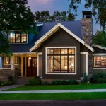 Magnificent Common Paint Colors Exterior Traditional With Craftsman Style And Front Porch Craftsman Style Curb Appeal Foundation Planting Front Door
