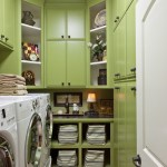 Pleasing Lowes Laundry Room Storage Cabinets Laundry Room Traditional With Wood Cabinet And Wood Cabinet Green Cabinets Walk-i Laundry Room Wood