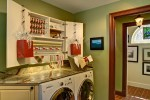 Marvelous Pottery Barn Laundry Room Laundry Room Traditional with Custom Cabinetry Award Winning Design Design Build Contractor Rainforest Green Marble Morris County NJ Multi-functional Wrapping