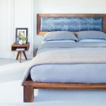 Sparkling Cool Shaped Beds Bedroom Modern With Blue Bedding And Blue Bedding Blue Bedding Nightstand Rustic Wood Bed White Carpet