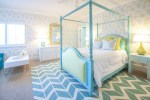 Extraordinary Mirrors For Girls Rooms Charlotte Kids with Sitting Area Girl's Green and Blue Chevron Rug Night Stand Lucy Company Four Poster Bed Kids's Wall Paper