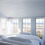 Pleasing Cedar Key Paint Beach Style WestWind With Energy Star And Waterfront Bead Board Cape Cod Style Coastal Home Double Hung Windows Energy Star