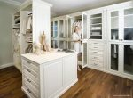 Imaginative Closet Design Ideas Pictures Closet Traditional with Organized Living Natural Fiber Carpeting White Wood Closets Organization Organizing Systems Home Design