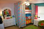 Imaginative Bed Bath and Beyond Drapes Kids Eclectic with Room Dividers Green Shag Rug Functional White Dresser Blue Accent Wall