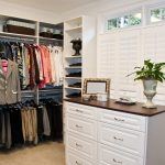 Sparkling Closet Chest Closet Traditional With White Plantation Shutters And Wicker Baskets Clothes