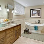 Sparkling Restoration Hardware Bath Vanity Bathroom Beach Style With Wall Mounted Mirror And Over
