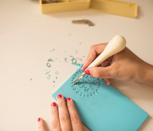 rubberstampcarving