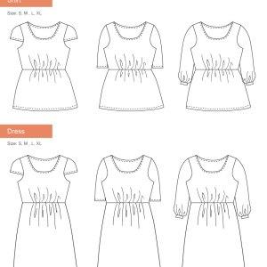 waist dress2-01